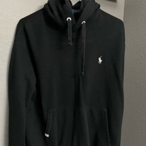 POLO by Ralph Lauren black pullover hoodie